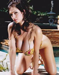 Denise Milani Sexy Girl Babe 10x8 Photograph Picture