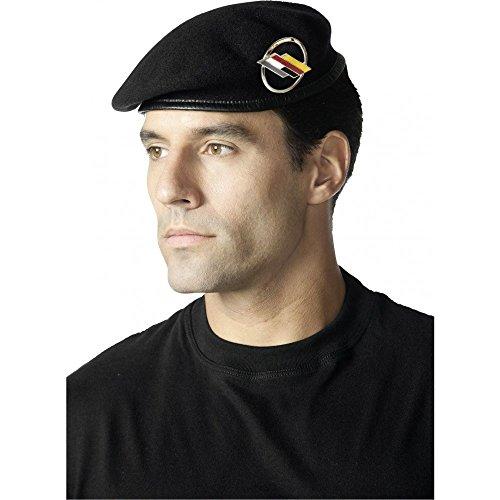 Béret commando B.F.A. bleu marine - T.O.E. Concept®