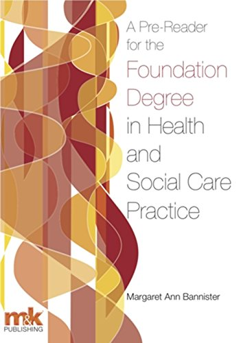Pre-Reader for the Foundation Degree in Health and Social Care Practice