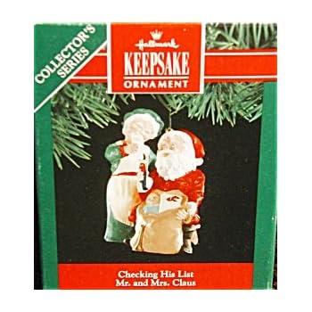 checking his list hallmark keepsake ornament 1991 this item