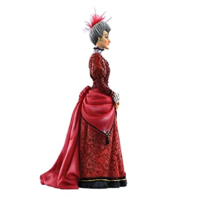 Enesco 4058289 Disney Showcase Couture De Force Lady Tremaine Stone Resin Figurine
