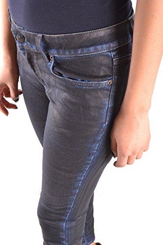 Reign Damen MCBI384024O Schwarz Baumwolle Jeans