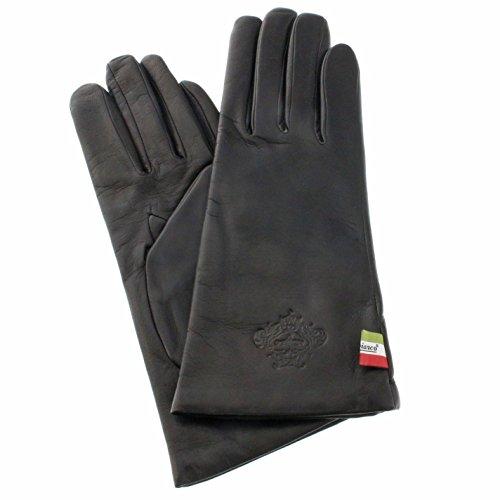 素朴な懐考古学的なオロビアンコ 手袋 レディース ORL-1582 NAPPA ブラック 7 (20cm)[並行輸入品]
