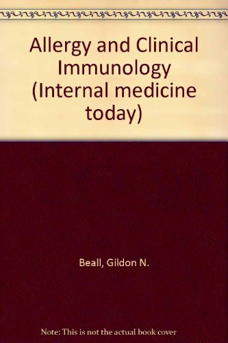 Allergy and Clinical Immunology (Internal medicine today)