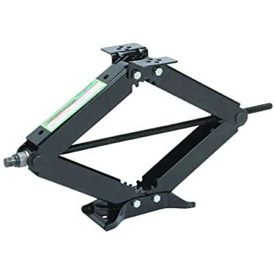 2-1/4 Ton Trailer Stabilizer Jack Rust-resistant Powder Coat Finish
