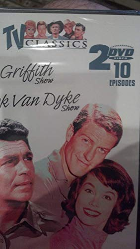 Price comparison product image Andy Griffith Vol. 1 / The Dick Van Dyke Show