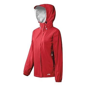 GoLite - Chaqueta para Mujer, Talla L, Color Rojo: Amazon.es ...