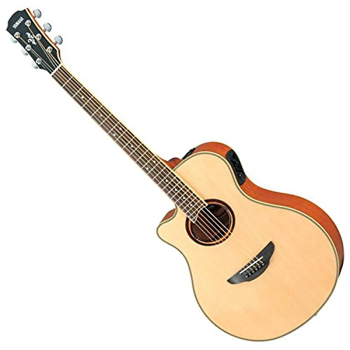 Yamaha APX700 Acoustic Electric Guitar, Natural, Left for sale  Delivered anywhere in USA
