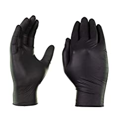 Ammex GlovePlus high performance industrial grade black nitrile glove. Powder free and latex free. GlovePlus black nitrile gloves provide superior comfort and strength, combined with unsurpassed tactile sensitivity. Our black nitrile gloves h...