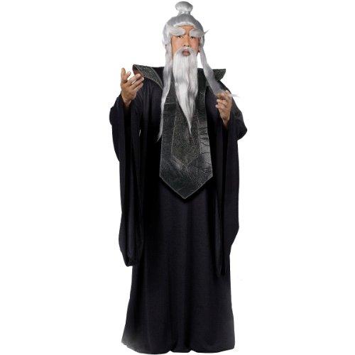 Sensei Halloween Costume (Sensei Master Adult Costume -)