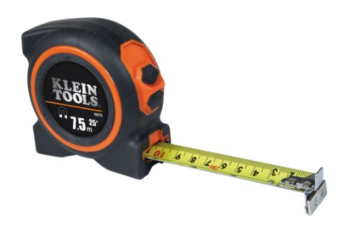 Klein Tools 93275 7.5-Meter Magnetic Tape Measure