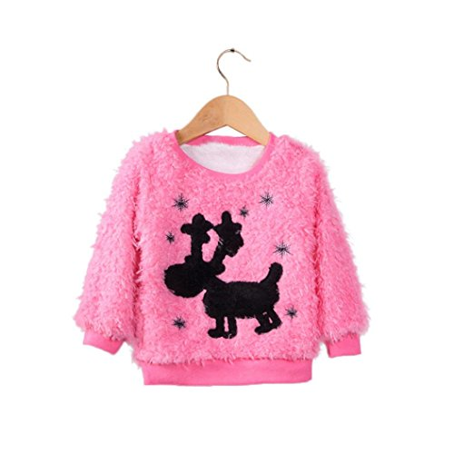 Denim And Poplin Skirt (Franterd Baby Cute Deer Furry Comfortable Soft Thick Wool Pullover)