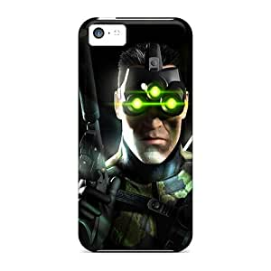Splinter Cell Cases Compatible With Iphone 5c/ Hot Protection Cases