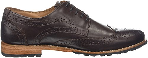 Chatham Mens Buckingham Ii Brogue Brown (marrone Scuro)