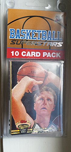 10-different-card-pack-of-nba-basketball-superstar-larry-bird-starter-kit