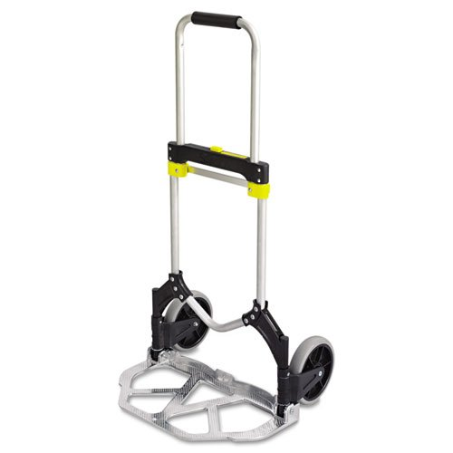 - Safco Office Industrial Folding Stow-Away Collapsible Hand Truck