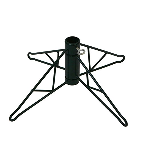 Northlight Green Metal Christmas Tree Stand For 10' - 11.5' Artificial Trees by Northlight