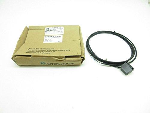 NEW PEPPERL FUCHS 800570 M5/115 THRU-BEAM SENSOR 10-30V-DC D586217 by Pepperl + Fuchs