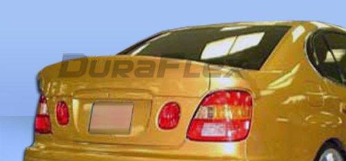 1998-2005 Lexus GS Series GS300 GS400 GS430 Duraflex Xplosion Wing Trunk Lid Spoiler - 3 Piece