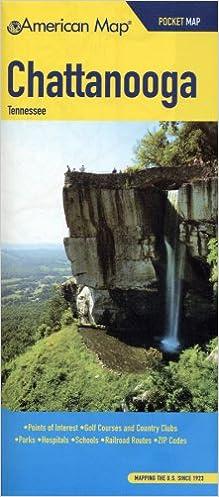 American Map Chattanooga, Tn Pocket Map Ebook Rar