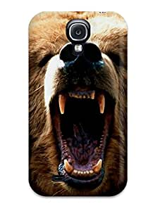 monica i. richardson's Shop 9821452K43926998 New Arrival Cover Case With Nice Design For Galaxy S4- Grizzly Bears