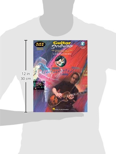 Guitar Soloing The Contemporary Guide To Improvisation CD Included Daniel Gilbert Beth Marlis 0073999951905 Amazon Books