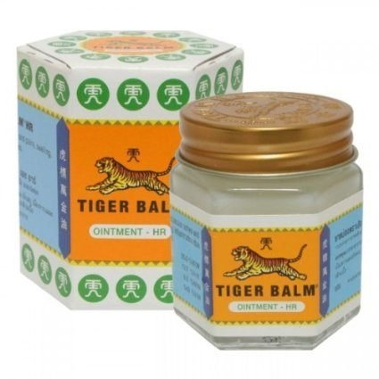 6 Packs of Tigrer Barm Ointment Rub (30 G./pack)