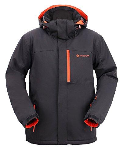 Zip Off Performance Rain Jacket - 1