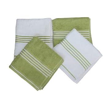 Manopla de rizo Premium/paño de limpieza, toalla de baño, una toalla o