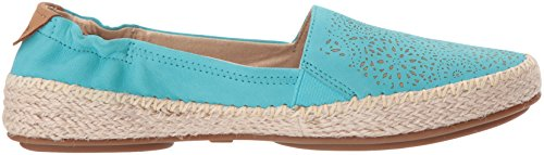 Sperry Us Moccasin Ella Nubuck Sky Women's Blue Medium 9 Sunset 6PrqZx6p