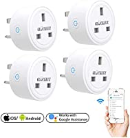 Save big on gluckluz smart plug wifi outlet