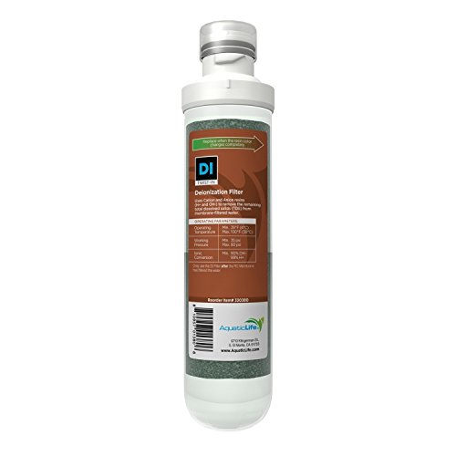Aquatic Life Twist-In Color Changing Deionization Filter (Aquatic Cartridge)
