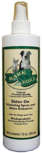 Bark 2 Basics Shine On Spray 12 oz -