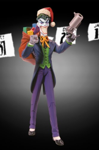 Amazon.com: Batman The Long Halloween 1: Joker Action Figure: Toys ...