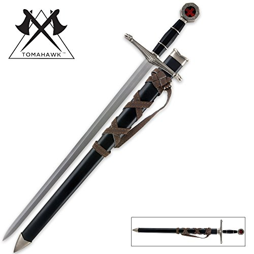 Black Prince Sword with Sheath