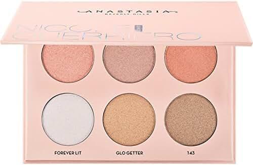 Anastasia Beverly Hills Glow kit Nicole Guerriero Eyeshadow Palette