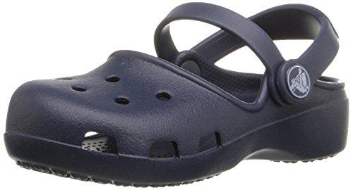 Clog Crocs Mary Jane K E Bambine Blu Zoccoli Ragazze Karin navy Sr5wUqS
