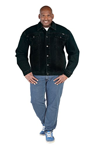 Negro para Chaqueta Duke London hombre Zvq60Uv