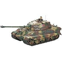 Hobbico VS Tank King Tiger 2.4G HSHL Camo Tank, 1/24 Scale