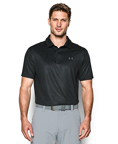 Off Under Armour (Under Armour Men's Playoff Polo, Stealth Gray (016),)