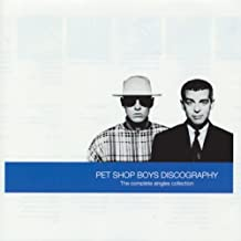 Discography : The Complete Singles Collection