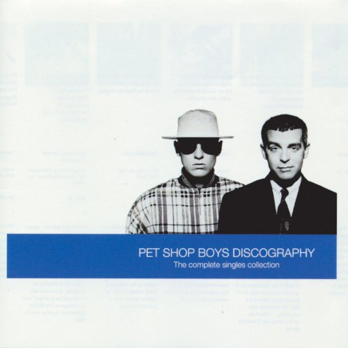 Pet Shop Boys - The Best Years of Your Life, Volume 1 - Zortam Music