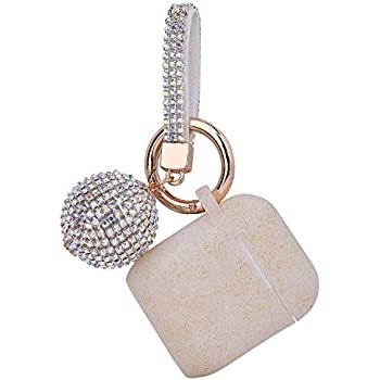 Amazon.com: Luxurious Rhinestone AirPods Case, Protective