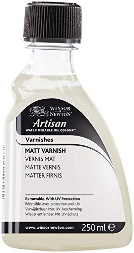 Winsor & Newton Artisan Water Mixable Mediums Matt Varnish, 250ml