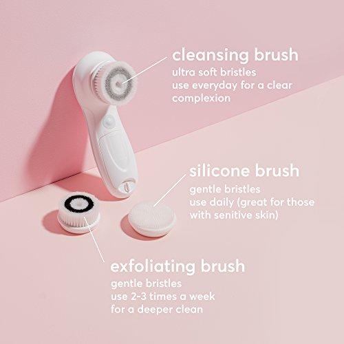 Vanity Planet Ultimate Skin Spa Facial Cleansing Brush