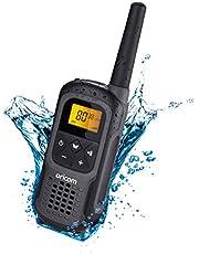 Oricom UHF2500-1GR 2 watt Waterproof Handheld UHF CB Radio Single Pack, Grey