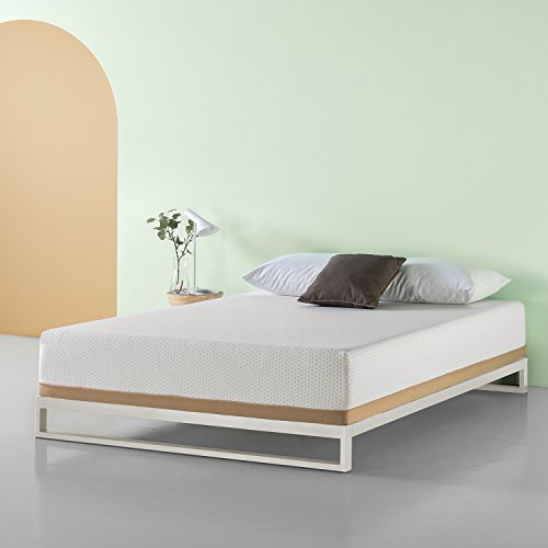 Bio Based Foam - Zinus Memory Foam 11 Inch BioFusion Mattress, Queen
