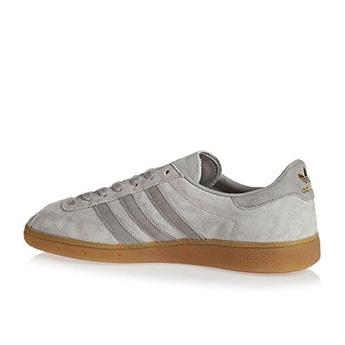 Gris Munchen De Hombre Adidas Zapatillas Para Entrenamiento 4Ydx0wq