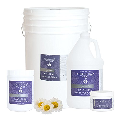 Soothing Touch W67343F Balancing Cream, 5 Gallon