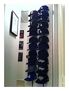 36 baseball hat holder organizer storage hook